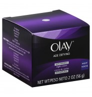 Olay Age Defying Anti-Wrinkle Night Cream - 2 fl oz jar