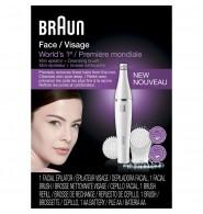 Braun Face 820 - Mini-Facial Epilator