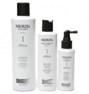Nioxin System 1 Kit 3 Piece for Normal to Thin Hair