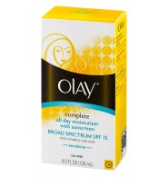 Olay Complete All Day UV Moisturizer 4oz