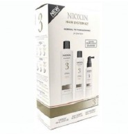 Nioxin System 3 Kit 3 Piece for Normal to Thin Hair